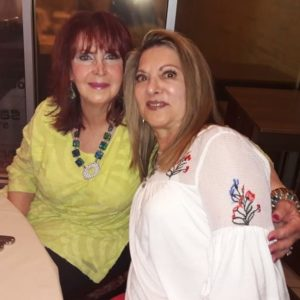 sharon cohen and friend